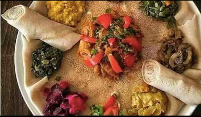 fir fir med grönsaker